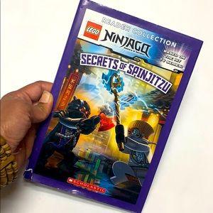  Ninjago: Secrets of Spinjitzu